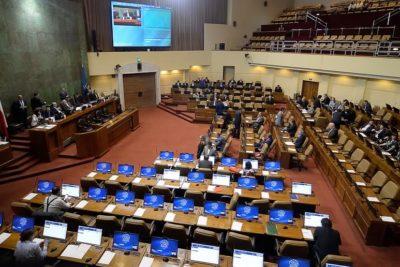 Cámara de Diputados aprobó comisión investigadora por actuar de ministerios de Defensa e Interior