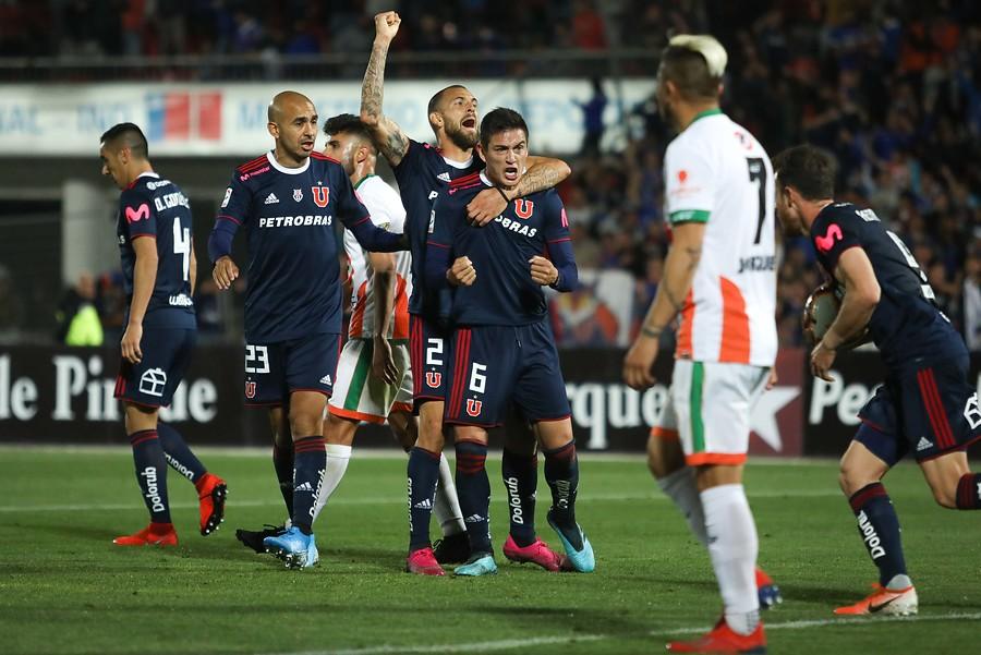 U. de Chile golea a Cobresal y avanza a semis de Copa Chile