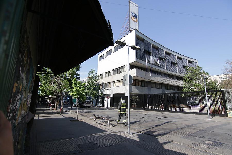 Gobierno pidió fiscal exclusivo para investigar incidentes en Instituto Nacional