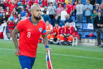"""Arturo Vidal y el amistoso ante Guinea: """"Sabemos que podemos dar más"""""""