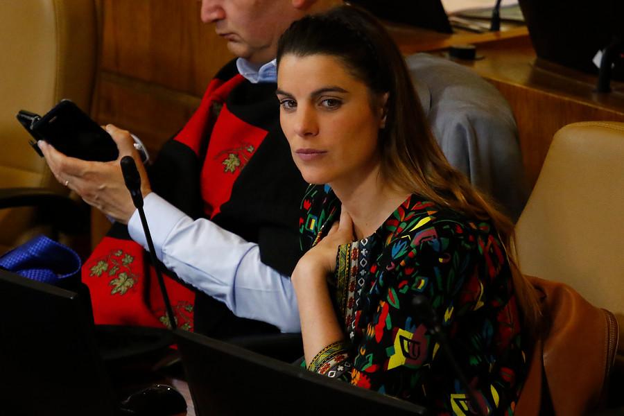 Tras 24 horas Maite Orsini se disculpa por sus dichos sobre diputados y narcotráfico