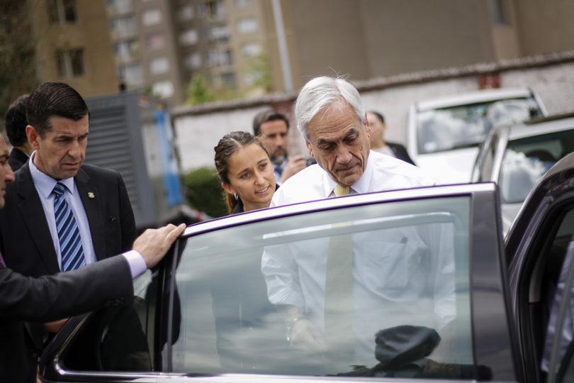 """Piñera asegura que no permitirá """"impunidad"""" tras protestas en el país"""
