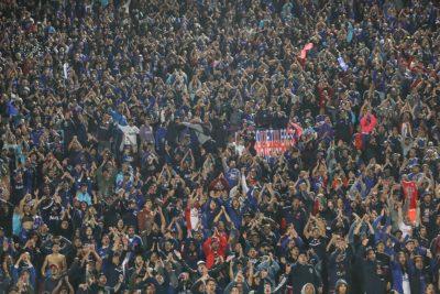 La U logra récord de asistencia en el torneo con el partido ante Deportes Iquique