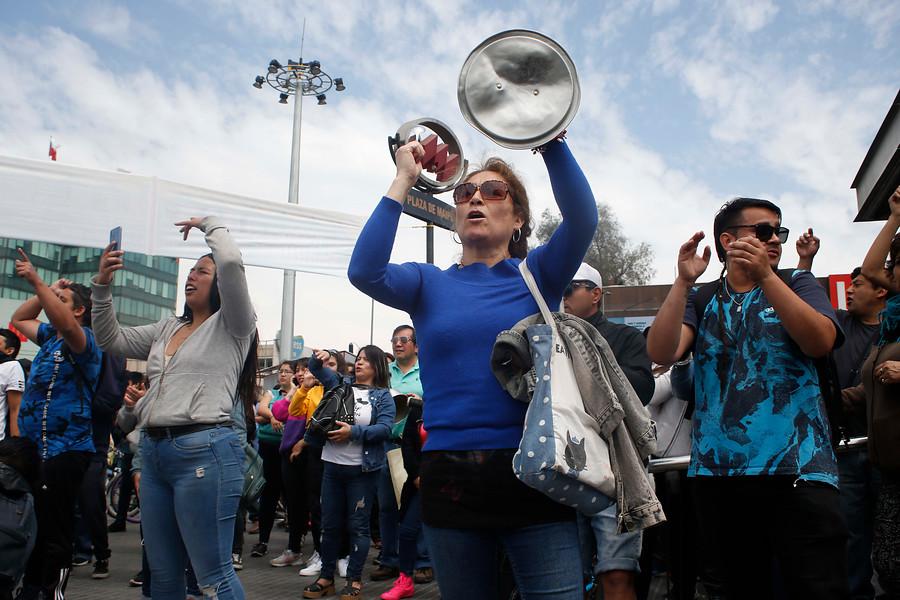 """""""CIDH manifestó su preocupación tras protestas en Chile"""""""