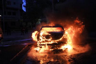 Se confirmó un tercer fallecido en medio de los disturbios del toque de queda