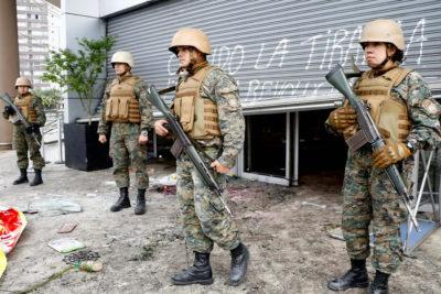 Intendente del Biobío pide reducir el toque de queda en Concepción