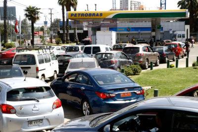 Intendencia afirmó que suministro de combustible no está en riesgo en la RM