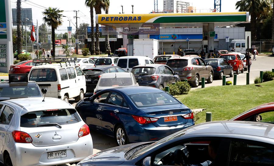 Intendencia: suministro de combustible no está en riesgo en la RM