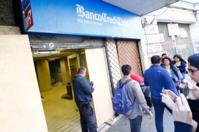 De bancos a universidades: los servicios que no estarán disponibles durante este lunes