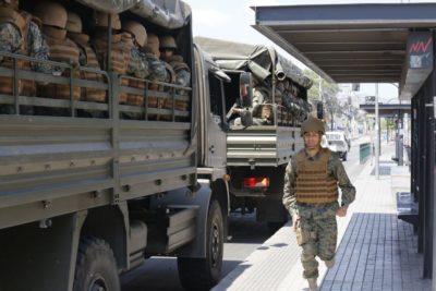 Ejército desmiente imagen sobre acuartelamiento de la reserva que se difundió en redes sociales
