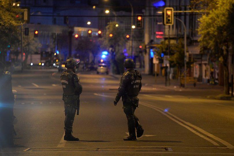 Confirman nuevo toque de queda para Valparaíso y Concepción
