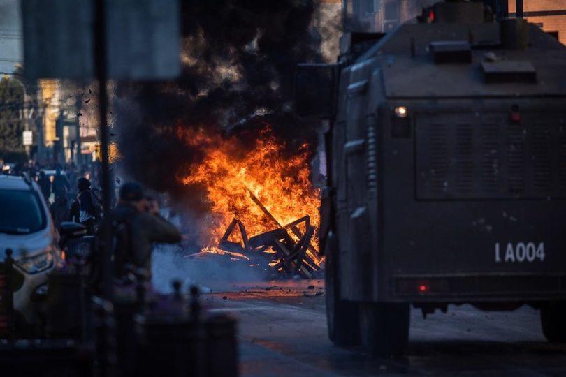 Reporte de Interior registra la primera noche sin muertos en 6 días de movilizaciones