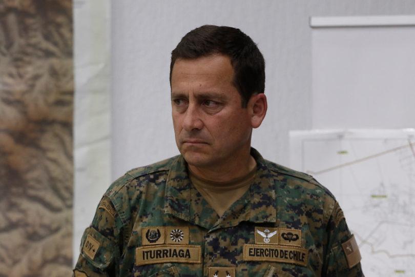 """General Iturriaga se desmarca de Piñera: """"No estoy en guerra con nadie"""""""