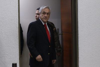 Encuesta Cadem: desaprobación de Piñera sube 3 puntos en semana marcada por evasiones