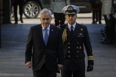 Los detalles de la propuesta de Piñera para congelar alzas de tarifas en el transporte