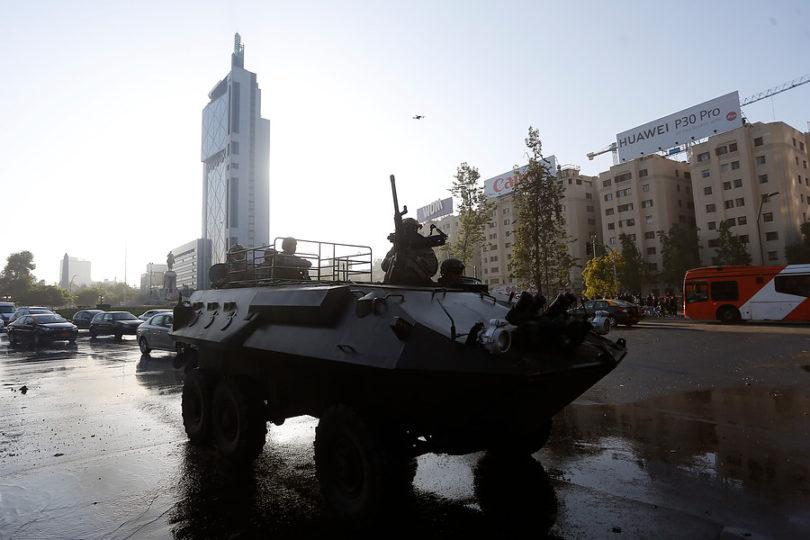 PC pedirá medidas cautelares a la CIDH por accionar de militares