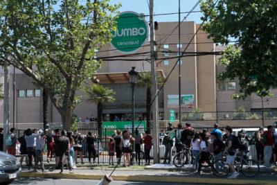 Estos son los supermercados abiertos en la Región Metropolitana