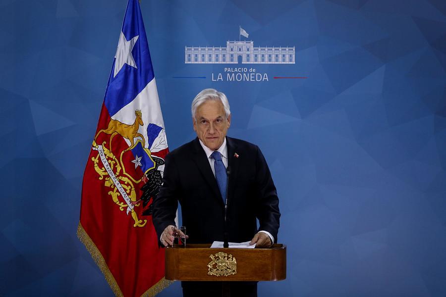 Presidente Piñera afirmó que COP25 tendrá como nueva sede a España