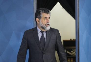 La molestia de Rodrigo Ubilla con los periodistas