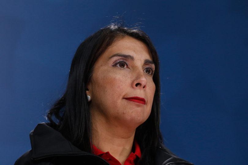 Karla Rubilar: la mejor evaluada de la crisis llega a la vocería