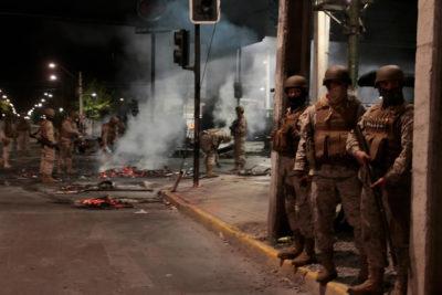 Corte Marcial rechaza recurso a favor de soldado detenido tras negarse a participar del Estado de Emergencia