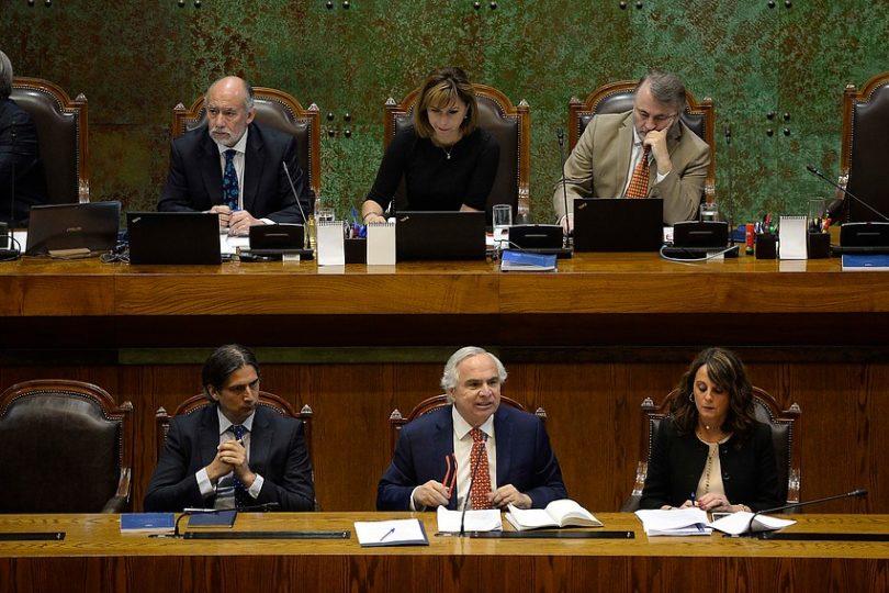 Cámara de Diputados suspendió sesión especial por desórdenes