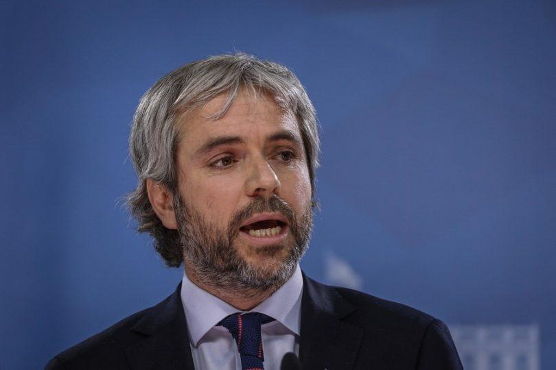 """Blumel sobre petición de remoción a Rozas: """"Dejemos que las instituciones funcionen"""""""