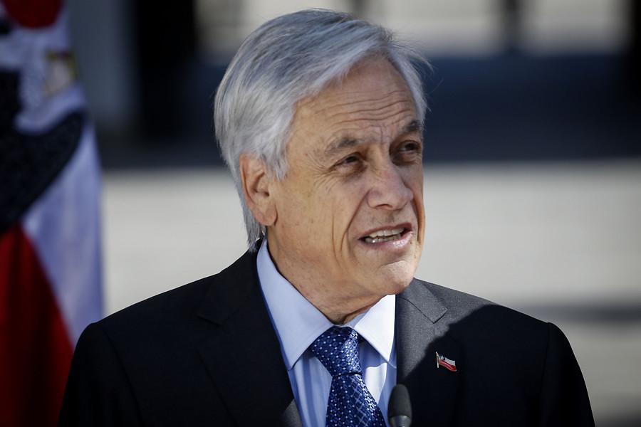 """""""Presidente Piñera anuncia aumento a 5% de cotización adicional"""""""