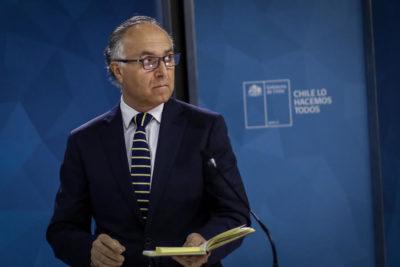 Piñera llamará a Bachelet para que envíe personal del Alto Comisionado de DD.HH. de la ONU a Chile