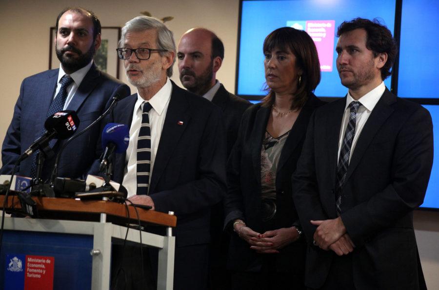 """""""Lanzan plataforma para levantar catastro de Pymes afectadas por desmanes"""""""