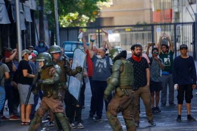 INDH presenta cuatro querellas por lesiones graves en manifestaciones en La Araucanía