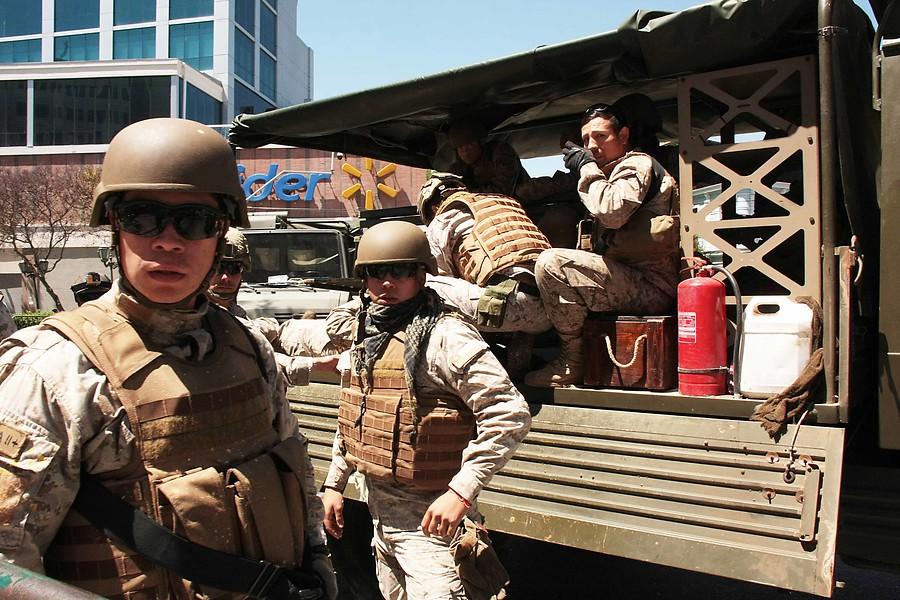 """""""INDH denuncia a militares por amenaza de fusilamiento a detenido en Los Ríos"""""""