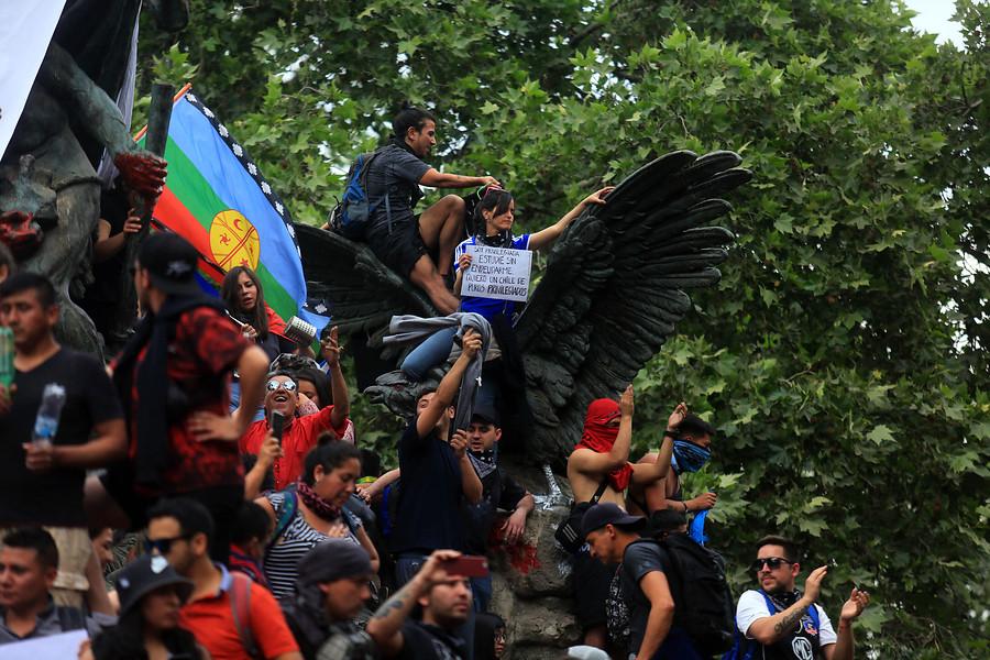 """""""Chile, así te queríamos ver"""": Prensa internacional reacciona tras marcha multitudinaria en el país"""