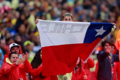 La dura sanción que arriesgan Nicolás Castillo y Jean Meneses por dedicarle los goles a Chile en México