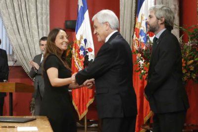Felicitaciones y sorpresa: las reacciones a la llegada de Cecilia Pérez al Ministerio del Deporte