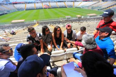 Masivo cabildo abierto se llevó a cabo en el Estadio Monumental