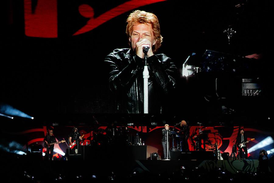 """""""Concejal asegura que Bon Jovi es una de las cartas para estar en Viña 2020"""""""