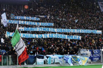 UEFA sanciona a Lazio por comportamiento racista de sus hinchas