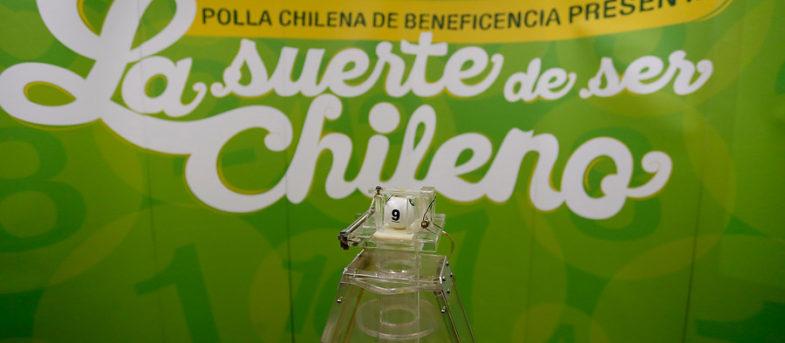 """Después de dos años regresa el sorteo """"La Suerte de ser Chileno"""": conoce a los diez primeros ganadores"""