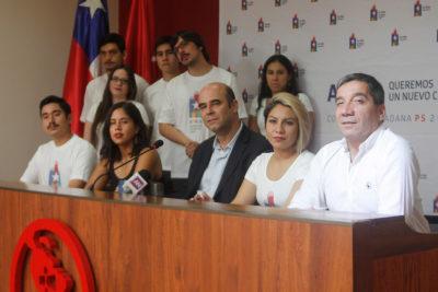 Gonzalo Durán y Fernando Atria anuncian su renuncia al PS
