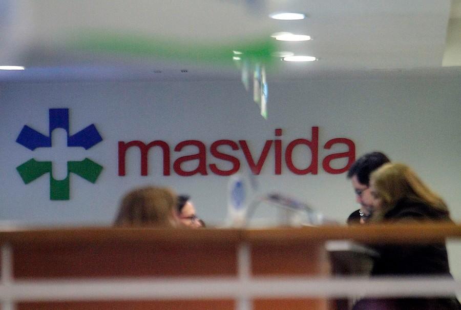 Isapre Masvida pagará cerca de $6 mil millones de reembolsos y excesos