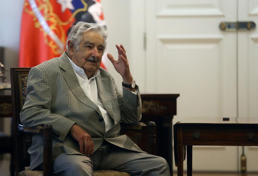 """José Mujica: """"Lo de Chile me sorprendió por el volumen de la explosión"""""""