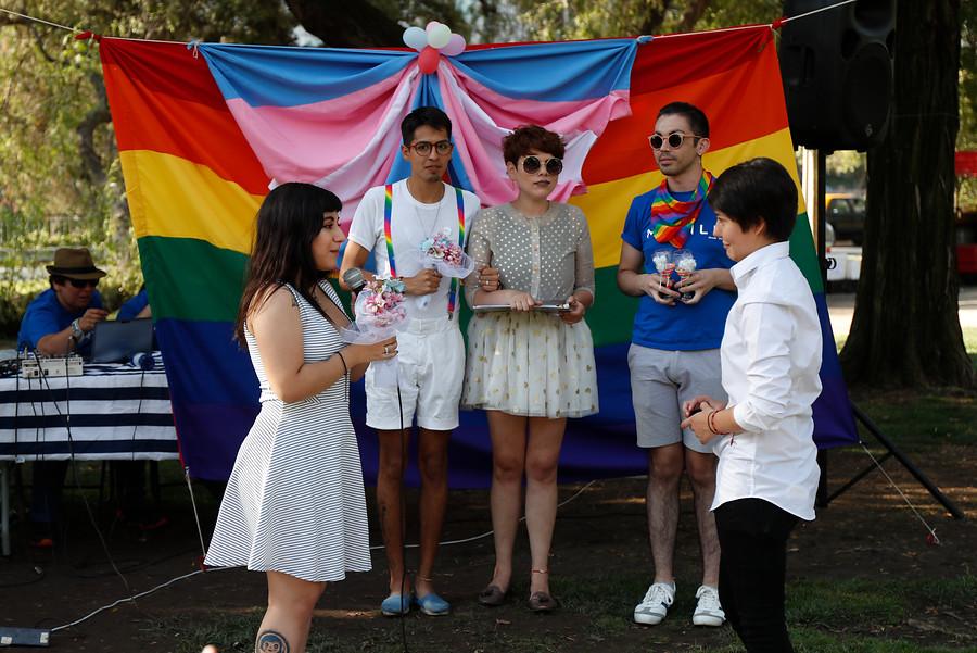 Acuerdo de Unión Civil: 21% han sido por parejas del mismo sexo