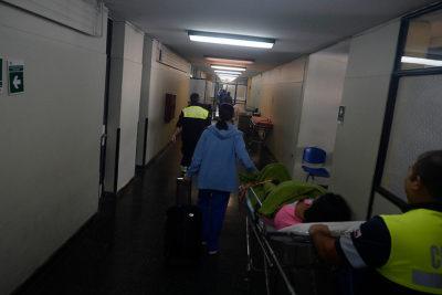 Enfermera terminó con graves lesiones tras ser golpeada por un paciente psiquiátrico