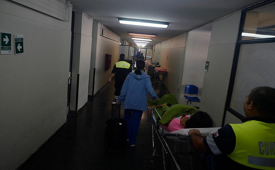 """""""Enfermera terminó con graves lesiones tras ser golpeada por un paciente psiquiátrico"""""""