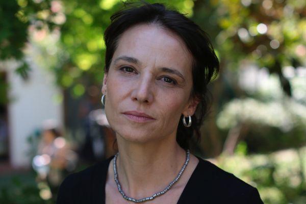 La actriz Aline Küppenheim