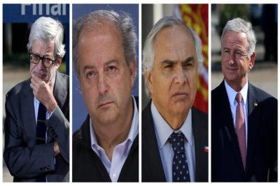 Las polémicas frases que costaron el puesto a cuatro ministros de Estado