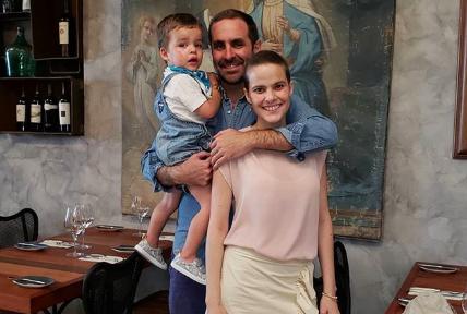"""""""Esposo de Javiera Suárez dedica emotivo mensaje a fallecida periodista y revela lo grande que está Pedro Milagros"""""""