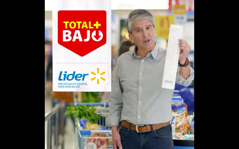 Supermercado presentó reclamo por spot de Líder que compara precios