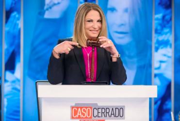 Caso Cerrado saltará a la pantalla grande y Ana María Polo anuncia su retiro de la TV